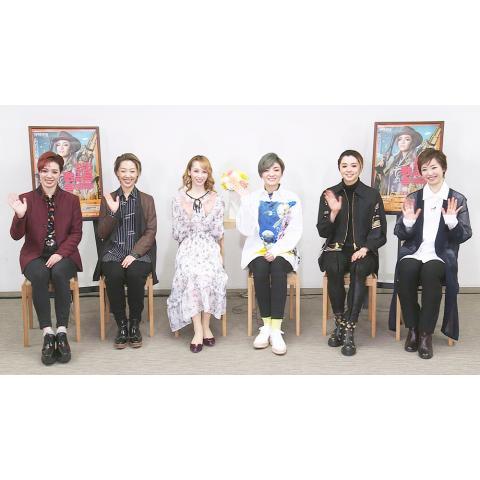 NOW ON STAGE 月組シアター・ドラマシティ・東京建物 Brillia HALL公演『出島小宇宙戦争』