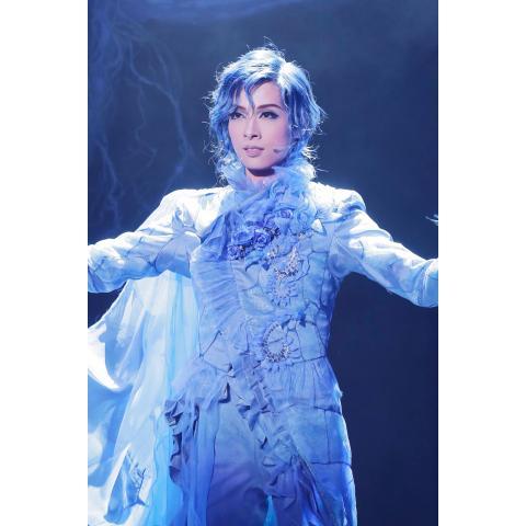 A Fairy Tale -青い薔薇の精-('19年花組・東京・千秋楽)
