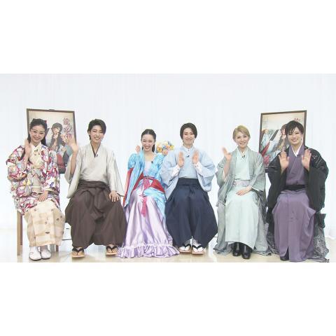 NOW ON STAGE 星組宝塚バウホール公演『龍の宮物語』