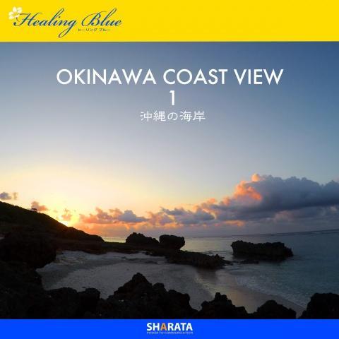 【Healing Blueヒーリングブルー】沖縄の海岸-1