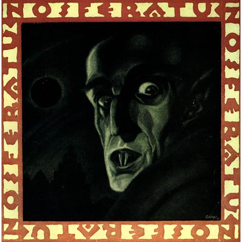 吸血鬼ノスフェラトゥ
