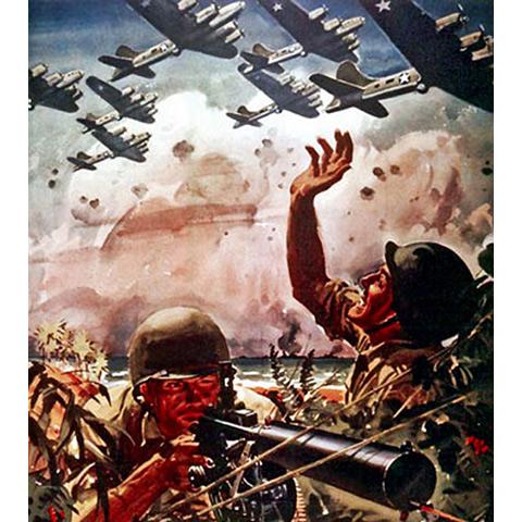 ペリリュー島攻防戦