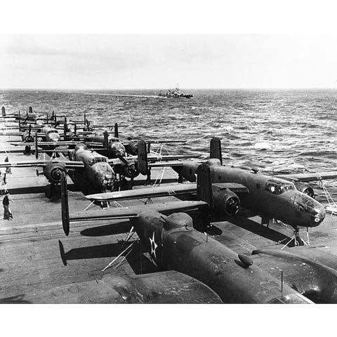 日本初空襲 ドーリットル空襲