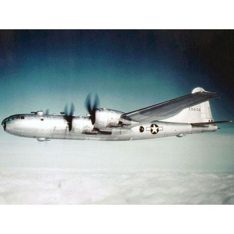 B-29の全貌