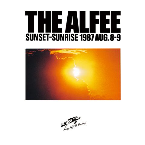 SUNSET SUNRISE 1987 AIG.8-9