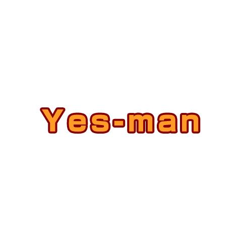 Yes-man