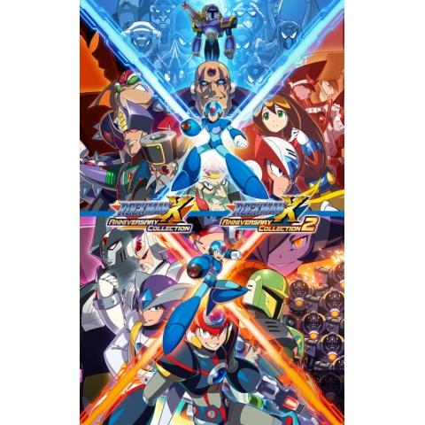 『ロックマンX アニバーサリー コレクション』PV