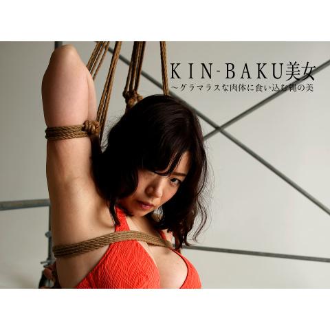 KIN‐BAKU美女~グラマラスな肉体に食い込む縄の美