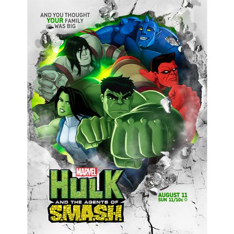 ハルク:スマッシュ・ヒーローズ シーズン1