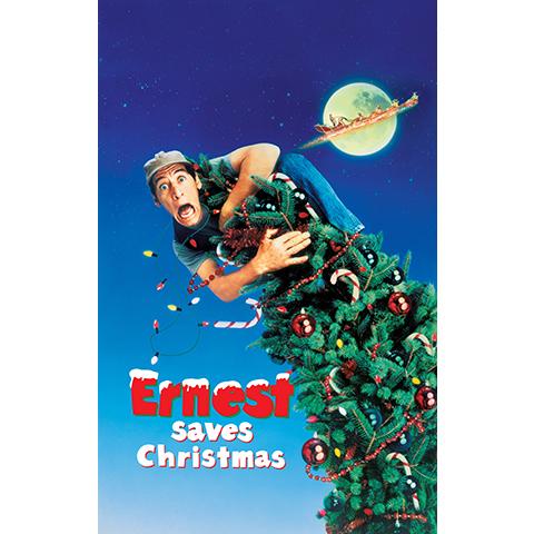 アーネスト、クリスマスを救え!