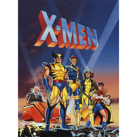 Marvel Comics X‐MEN Season 4