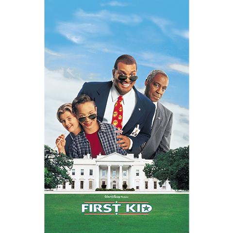 ファースト・キッド/僕のパパは大統領