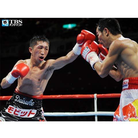 内藤大助×ポンサクレック・ウォンジョンカム(2008) WBC世界フライ級タイトルマッチ