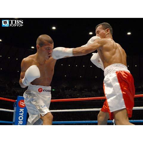 亀田興毅×ファン・ランダエタ(2006)  WBA世界ライトフライ級タイトルマッチ