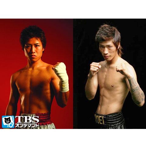 佐藤洋太×福本雄基(2010) 日本スーパーフライ級タイトルマッチ