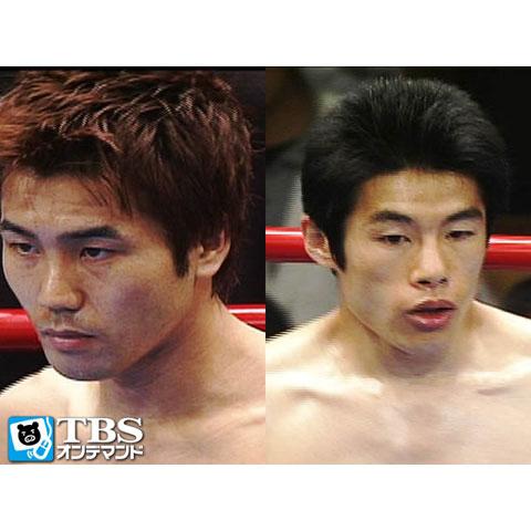 坂田健史×吉田健司(2006) フライ級10回戦