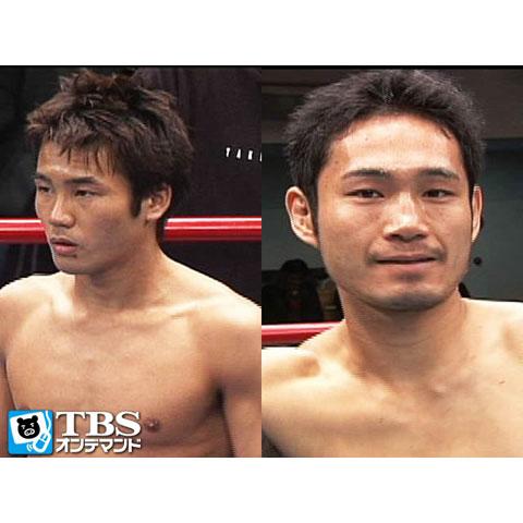 坂田健史×長谷部弘康(2005) 52kg契約級10回戦