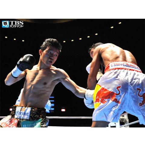 亀田大毅×デンカオセーン・カオウィチット(2010) WBA世界フライ級タイトルマッチ