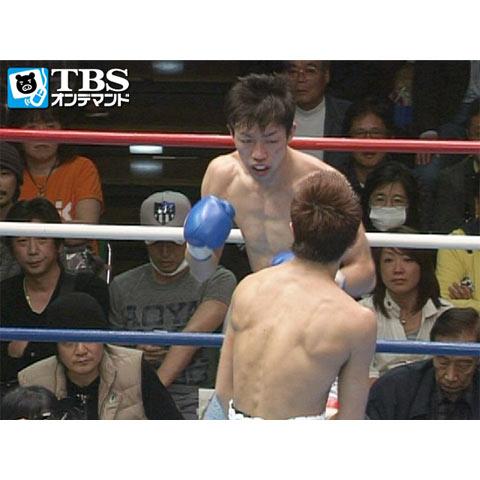 瀬藤幹人×玉越強平(2011) 日本スーパーバンタム級暫定王座決定戦