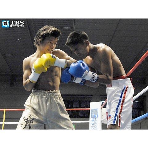 亀田大毅プロ第7戦~第10戦セット(2006)