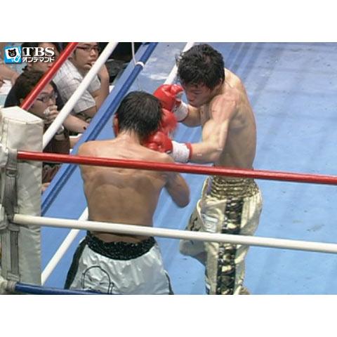 亀田大毅×ブンブン東栄(2009) 52kg契約級10回戦