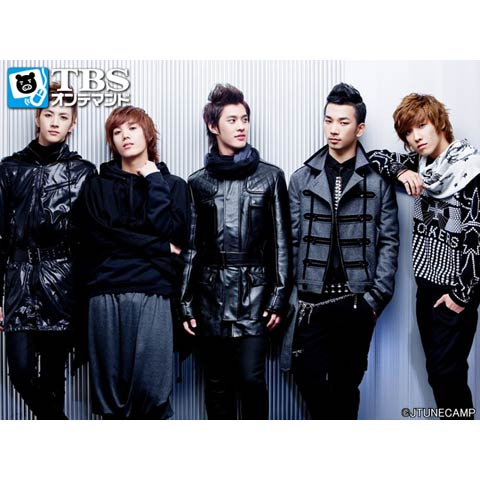 "K-POPコレクション""MBLAQ""in SEOUL"
