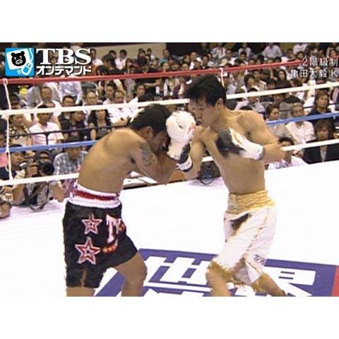 亀田大毅×チャッチャイ・モンソンジム(2011) 53.5kg契約級10回戦