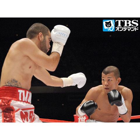 亀田興毅×デビッド・デラモラ(2011) WBA世界バンタム級タイトルマッチ