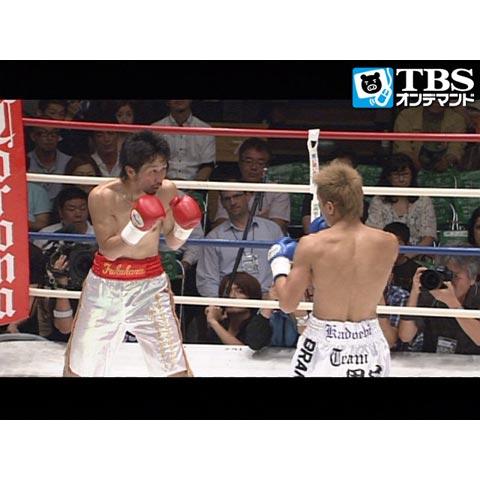 土屋修平×福原寛人(2011) ライト級10回戦