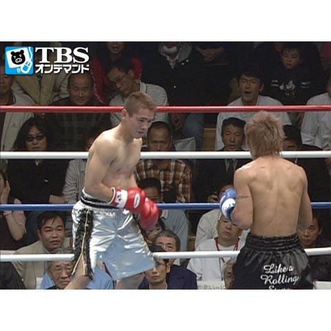 久保田和樹×伊藤俊介(2005) 日本ライト級タイトルマッチ