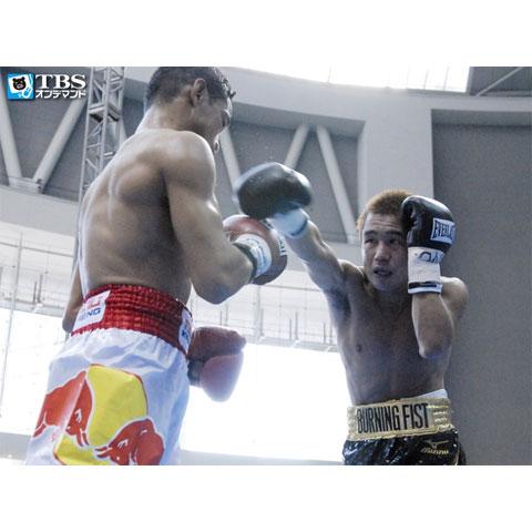 坂田健史×デンカオセーン・カオウィチット(2007) WBA世界フライ級タイトルマッチ