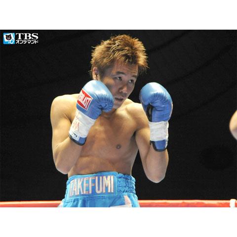 坂田健史×久高寛之(2008) WBA世界フライ級タイトルマッチ