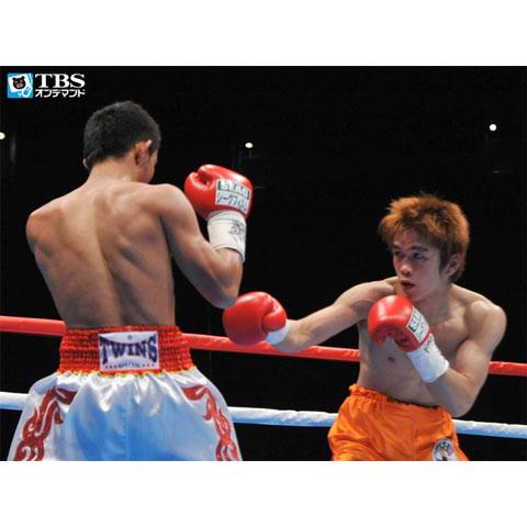 黒木健孝×オーレドン・シッサマーチャイ(2010) WBC世界ミニマム級タイトルマッチ