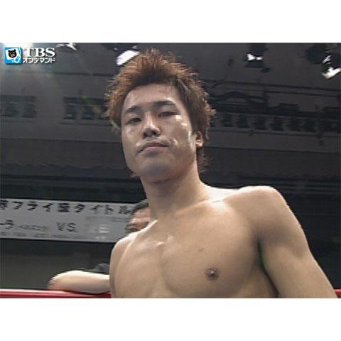 ロレンソ・パーラ×坂田健史(2005) WBA世界フライ級タイトルマッチ