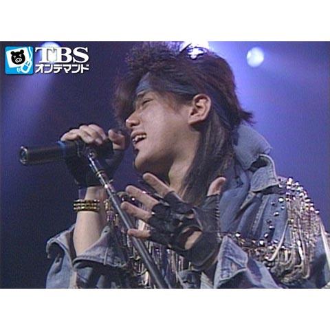 90's ライブコレクション アイラブバンド「GRAND PRIX」