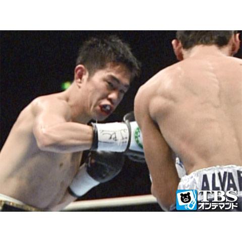 井岡 一翔×フェリックス・アルバラード(2013)WBA世界ライトフライ級タイトルマッチ