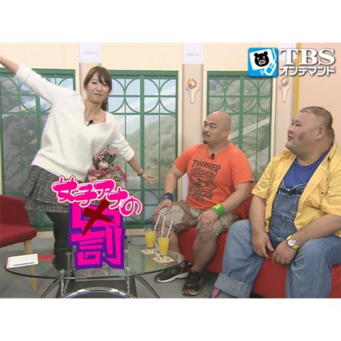 女子アナの罰 #74「芸人ボケ処理対決~前編~」
