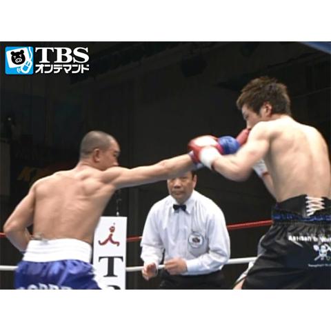 天笠尚×ビンビン・ルフィーノ(2014) OPBF東洋太平洋フェザー級タイトルマッチ