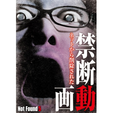 Not Found5 ネットから削除された禁断動画
