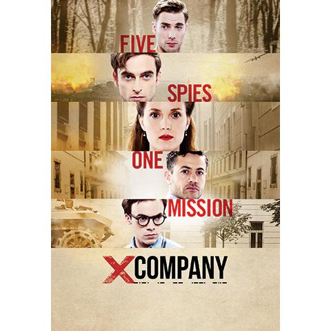 Xカンパニー 戦火のスパイたち シーズン2
