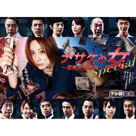 ナサケの女Special~国税局査察官~(2012年2月4日放送)