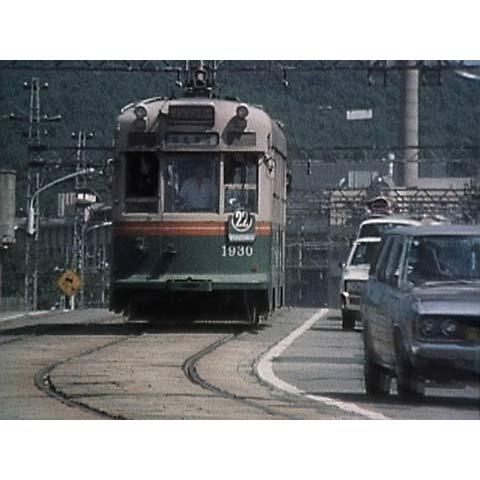 昭和の街を走った市電シリーズ