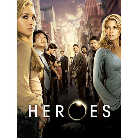 HEROES/ヒーローズ  シーズン2