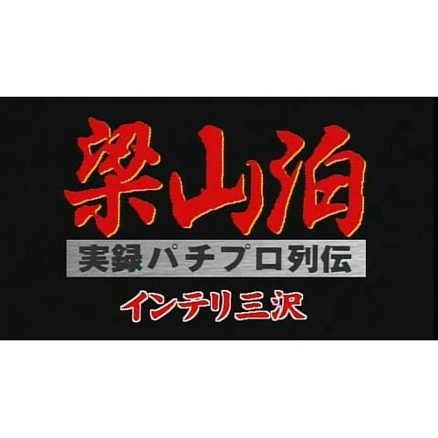 実録 梁山泊 パチプロ列伝 インテリ三沢