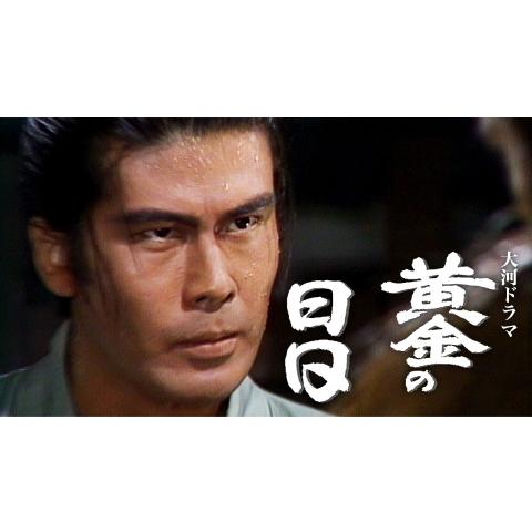 大河ドラマ 黄金の日日