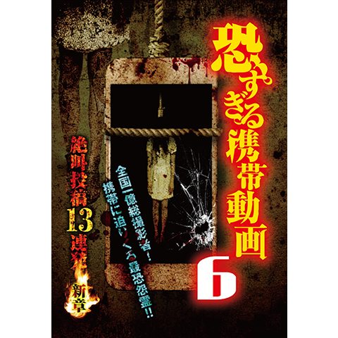 恐すぎる携帯動画6 絶叫投稿13連発 ~新章~