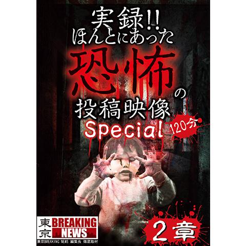 実録!!ほんとにあった恐怖の投稿映像 スペシャル 2章