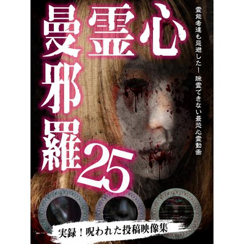 心霊曼邪羅25 ~実録!呪われた投稿映像集~