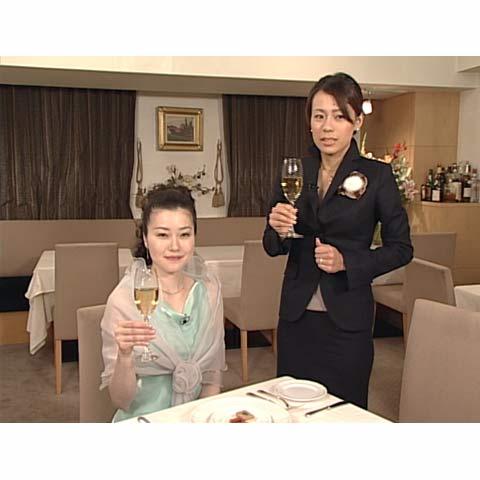 セレブスタイル@TV 魅力的な女性になるためのふるまい方 ~テーブルマナー編~
