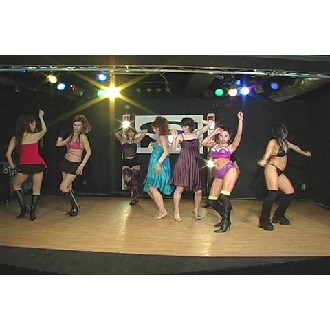 dangerous queens セクシーダンス